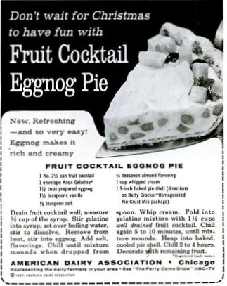 Fun With Pie Life Dec 2 1957