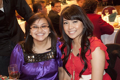 TANOCAL Christmas Party (besighyawn) Tags: restaurant berkeley christmasparty 2010 hslordships ajscamera tiffanyt tanocal leilai
