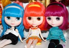 Manga sisters, all together at last!