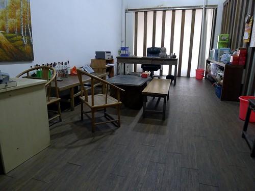 深圳軟件教學行@邵老哥虎門的辦公室