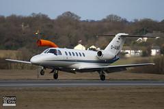 D-IAMO - 525A-0166 - Windrose Air - Cessna 525A Citation CJ2 - Luton - 100226 - Steven Gray - IMG_7495