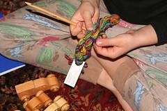 Lucas's Handspun Yarn