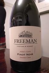 2005 Freeman Akiko's Cuvée Pinot Noir