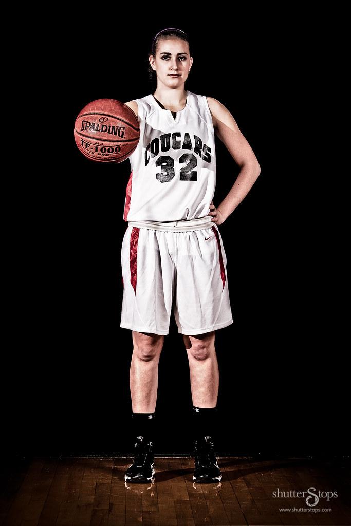 CHS Basketball Sportrait