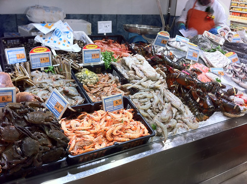 Local Fishmonger, Christmas Eve