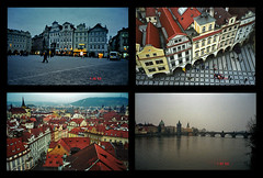 Prague Miniatures (Kiril Strax) Tags: prague praha oldfilms staremisto