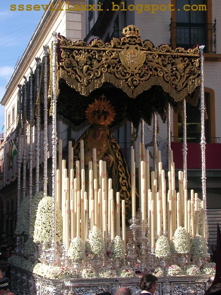Nuestra Señora de los Dolores. Martes Santo 2004