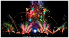 Early Happy New Year to Everybody! (Adam Hansen) Tags: orlando epcot nikon florida fireworks illuminations disney disneyworld adobe wdw waltdisneyworld epcotcenter happynewyear lightroom reflectionsofearth disneyfireworks worldshowcase ndfilter d90 newyearfireworks disneyphoto disneypicture epcotfireworks wdwphotography wdwfireworks bringon2011