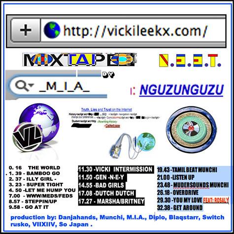 vicki-leekx-tracklisting