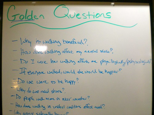 Golden Questions
