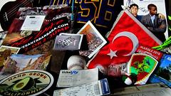 #365 Warm Heart of 2010 (philippelazaro) Tags: turkey skydiving ticketstubs florence ukulele baseball siena sufjanstevens ucsb drago 2010 psych winterconference avocadofestival shehim marblefair freelancewhales