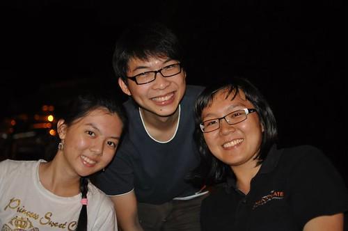 Chee Li Kee,Wei Lon and Meu Ye