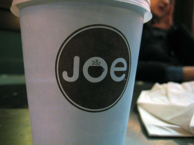 joe's soy latte