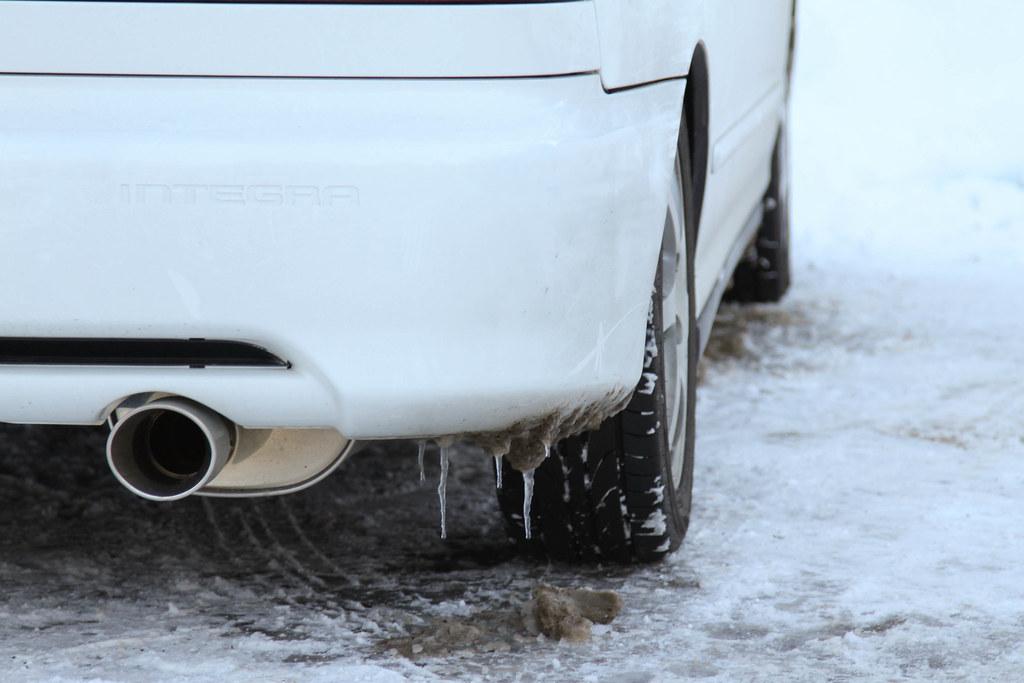 "Catback Exhaust System w// 22/"" MagnaFlow Muffler 06-10 Ford Explorer 4.0L V6"