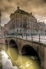 The last day (A r l e t t e (reloaded)) Tags: amsterdam photoshop canal canals hdr gracht lightroom arlette 3xp photomatix