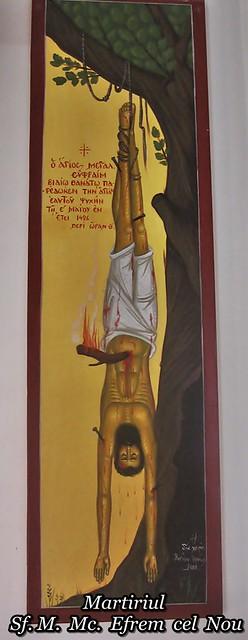 Sfântul  Mare  Mucenic  Efrem  cel  Nou 9