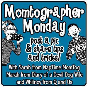 Momtographer Monday