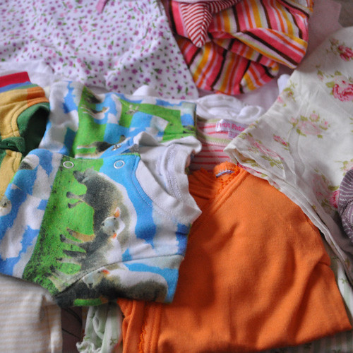 preparar a roupa