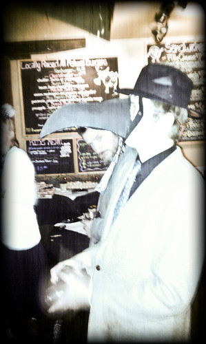 New Years at the Lander Bar w/ Fluffy Buffalo