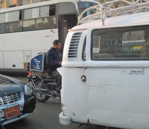Cairo Street Scenes