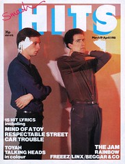 Smash Hits, March 19, 1981