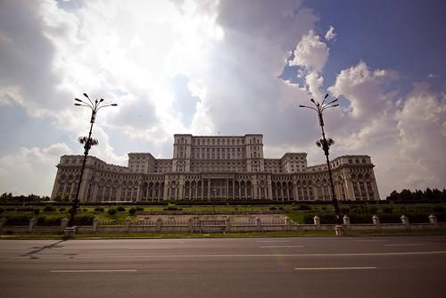 Romanian Parlament