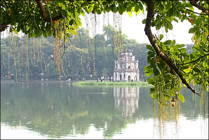Back to explore Hanoi on second Vietnam trip