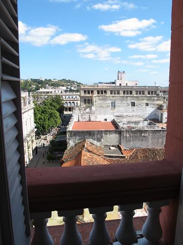 Havana, Hemingway's view