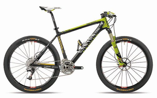2011 Team Topeak-Ergon hardtail