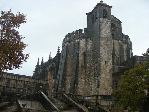 Portugalský Tomar – město templářů