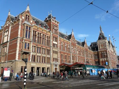 Amsterdam - Estação Central
