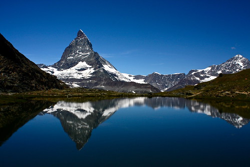 The Matterhorn Reflection 2