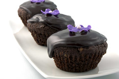 Deep-Chocolate Brownie Cupcakes (gracessweetlife) Tags: dessert cupcakes yum chocolate desserts sweets