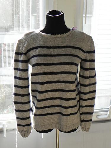 Ali's sweater