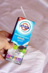 Sesame milk