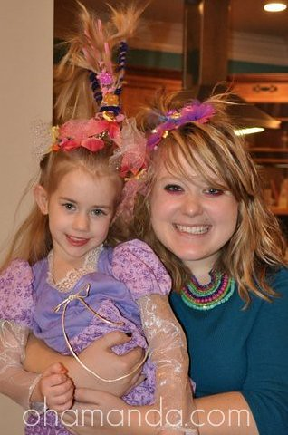 tangled rapunzel birthday