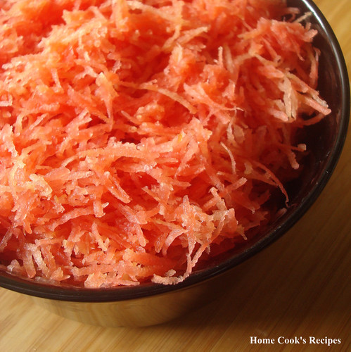 Delhi Carrot Grated