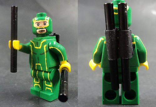 Kick-Ass custom minifig