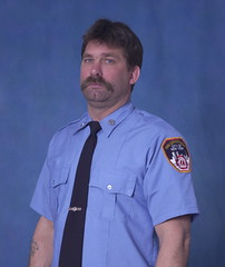 Roy Chelsen, former East Village firefighter & 9/11 first responder, who passed away on Jan. 9