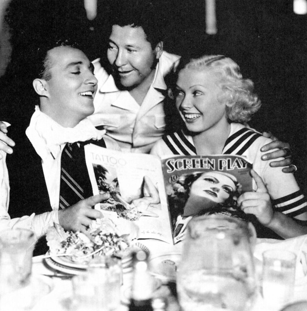 Bing Crosby, Jack Oakie and Toby Wing