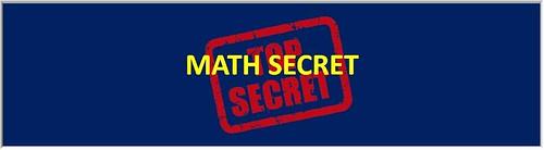 MATH SECRET