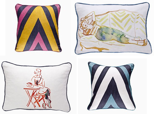 AfroChic Throw Pillows