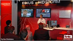 IBC 2008, Amsterdam (Syntex in Pictures) Tags: amsterdam ibc grassvalley edius
