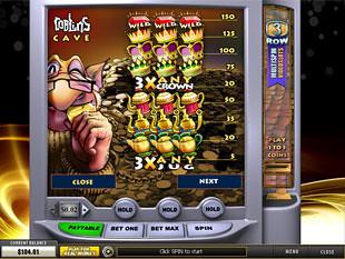 free Goblin's Cave slot mini symbol