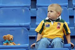 Australia X South Korea .. (FaisaL HamadaH) Tags: cup club asian stadium south australia korea bin match thani nations between doha the in jassim 2011 qater algharrafah