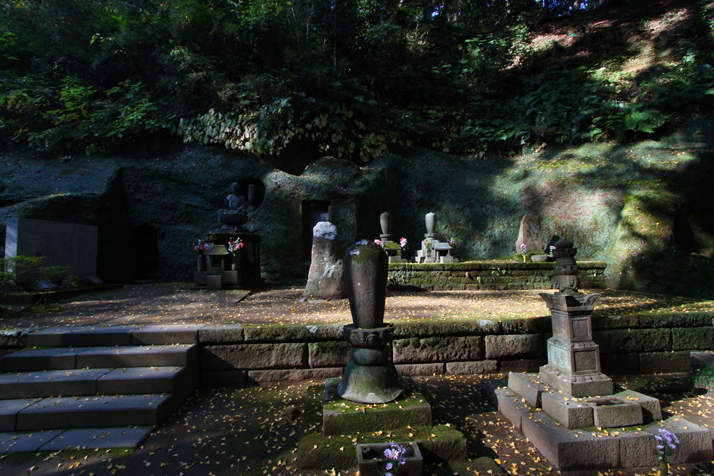 Kita Kamakura Walking Guide (11)