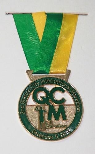 QCIM 2011 Medal