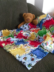 Quilting Diva's Project QUILTING Primary Colors Challenge Entry