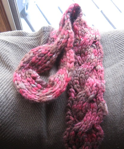 cherry cordial scarf