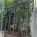 Schmiedeeisernes Tor - Iron gate